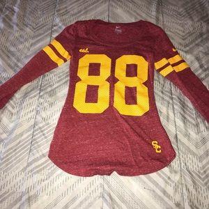USC fan shirt